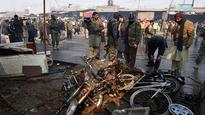 Pakistan: Suicide bomber kills at least 10 in Quetta, Taliban claims responsibility