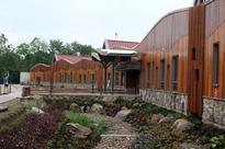 New Sandy Hook school balances beauty and safety