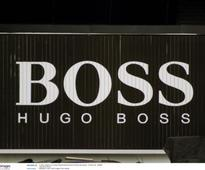 Hugo Boss sees 2016 profits at upper end of forecast