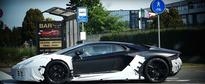 Is This the 2017 Lamborghini Aventador Facelift? Spy Video Shows SV-like Intakes