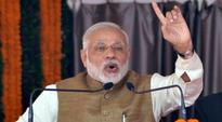 Janshakti behind cash move, Congress manufactured anger: PM Modi