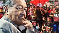 Mahathir expected to make a show at anti-GST rally