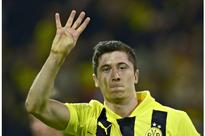 Uefa Champions League: Robert Lewandowski is striking while iron is hot