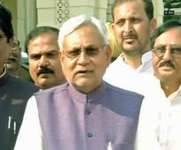 Nitish Kumar formally takes over as President of ruling JD-U party