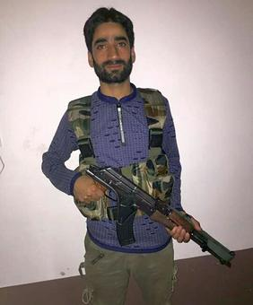 Missing soldier Zahoor Ahmed has joined us, claims Hizbul