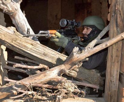Major infiltration bid foiled in Uri, 5 JeM terrorists killed