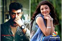 Kajal's clarification about films with Ajith and Vikram