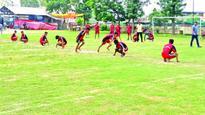 KVS Regional Sports Meet commences at KV Bantalab