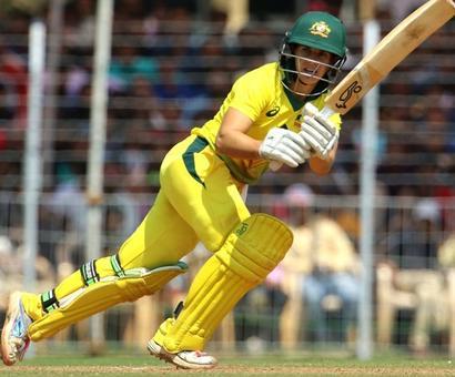 1st ODI: Nicole Bolton shines as Aus women thrash India