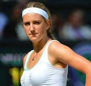 Victoria Azarenka's hope for victory crumbled