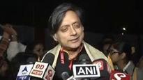 Khadi row: Centre enhancing brand Modi with expensive brand Mahatma, says Tharoor