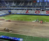 Euro 2016: 'Irreparable' Lille Pitch Relaid
