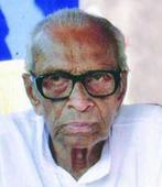 Freedom fighter Madhavan Nambiar dead