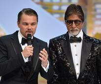Amitabh Bachchan is a magnificent actor, perfect gentleman: Leonardo DiCaprio