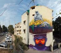 Walls & buildings of Delhi could soon become a canvas for `urban art' like Paris