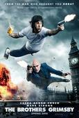 Sacha Baron Cohen in New Poster for THE BROTHERS GRIMSBY