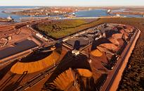 Rio Tinto's iron ore sales are on track to hit forecasts