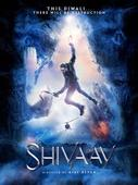 `Shivaay` poster out! Ajay fights icy monsters