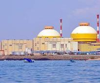 Kudankulam power plant reaches another milestone