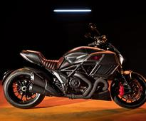 Ducati unveils Limited Edition Diavel Diesel