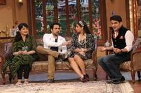 Vidya & Emraan on Comedy Nights with Kapil