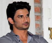 When Sushant had his Armstrong moment