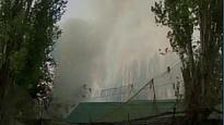Jammu: SSB camp office, 45 shops gutted in fire
