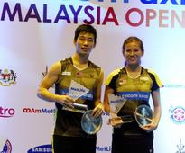 Malaysian mixed doubles pair book spot in China Masters semis