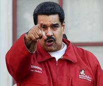 Maduro denounces hate campaign aimed at Donald Trump