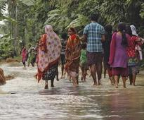 Relief, rescue ops underway in Uttarakhand, over 57 thousand people affected by floods in Assam