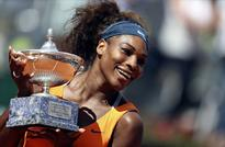 Tennis : Serena beats Azarenka to lift Rome Masters crown