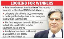 Tata's $300m venture fund plans to invest in startups