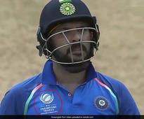 Yuvraj Singh dons wrong jersey during second ODI