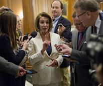 US politician Nancy Pelosi sets record with eight-hour long speech