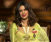 Sania Mirza Signaled to Priyanka Chopra Through the Padma Awards