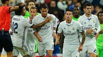 UCL: Real Win Late, Leicester And City Win
