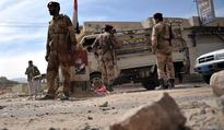 Suicide bombing kills 2 in Yemen's Shiite north