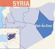 Unicef confirm 25 children among Deir Ez-Zor dead