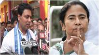 Mamata Banerjee should visit temples for mental peace: Tripura CM Biplab Kumar Deb