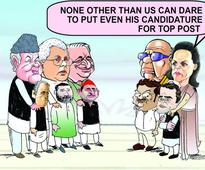 India for best of the dynasts; democracy only for BJP