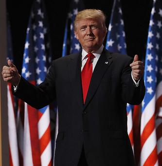 Trump accepts Republican nomination, vows to put 'America first'