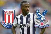 Stoke vs Crystal Palace transfer scrap over Saido Berahino could carry on to the end of the window