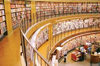 The libraries in my life