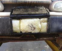 San Luis CBP Nabs Smuggler with $389,000 Worth of Meth