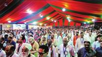 Narendra Modi asks partymen to counter `Left atrocities' in Kerala through lawful means