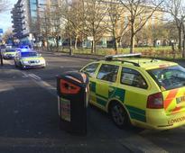 Man stabbed in abdomen in north London flat