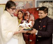 Interacting with Amitabh Bachchan was a humbling experience, says Sanjeev Gupta