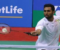 New Zealand Open: Indias campaign ends as Prannoy, Sourabh crash out