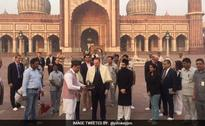 New Zealand Prime Minister, Wife Visit Jama Masjid, Sis Ganj Gurudwara