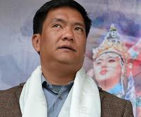 Pema Khandu assures safety to govt employeess after miscreants attack official in Arunachal Pradesh